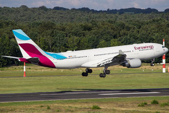 D-AXGB - Eurowings Airbus A330-200