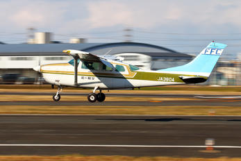 JA3804 - First Flying Cessna 206 Stationair (all models)