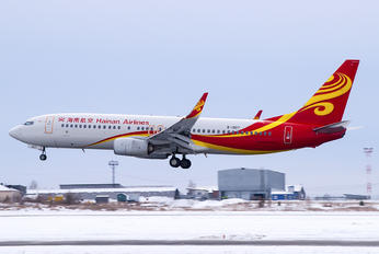 B-1927 - Hainan Airlines Boeing 737-800