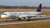 D-AIRW - Lufthansa Airbus A321 aircraft