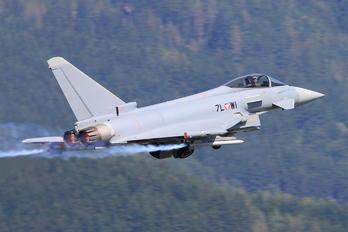 7L-WI - Austria - Air Force Eurofighter Typhoon S