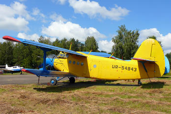 UR-54843 - Private Antonov An-2