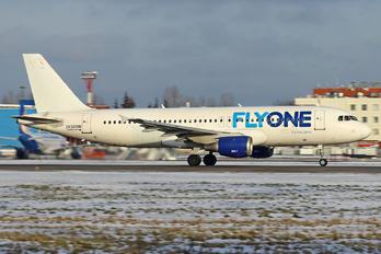 ER-32008 - FlyOne Airbus A320