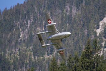 HB-RVF - Fliegermuseum Altenrhein de Havilland DH.115 Vampire T.55