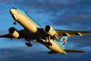 HL8045 - Korean Air Cargo Boeing 777F aircraft