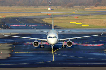 D-AEWC - Eurowings Airbus A320