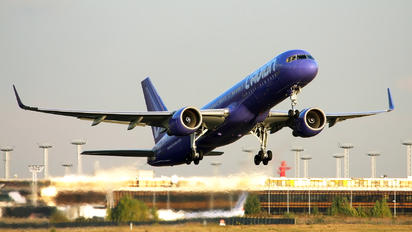 F-HAVI - L avion Boeing 757-200WL