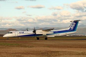 JA850A - ANA Wings de Havilland Canada DHC-8-402Q Dash 8