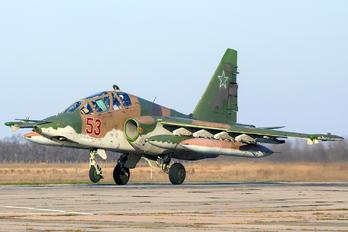 53 - Russia - Air Force Sukhoi Su-25UB