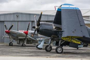 VH-III - Private Vought F4U Corsair