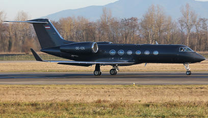 OE-IZK - MJet Aviation Gulfstream Aerospace G-IV,  G-IV-SP, G-IV-X, G300, G350, G400, G450