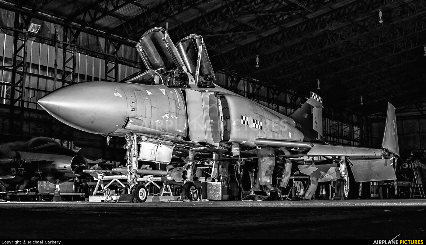 Ulster Aviation Society XT864 aircraft at Long Kesh