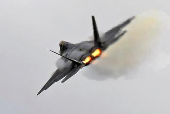 09-4181 - USA - Air Force Lockheed Martin F-22A Raptor