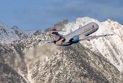 OE-LVE - Austrian Airlines/Arrows/Tyrolean Fokker 100 aircraft