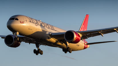 G-VSPY - Virgin Atlantic Boeing 787-9 Dreamliner
