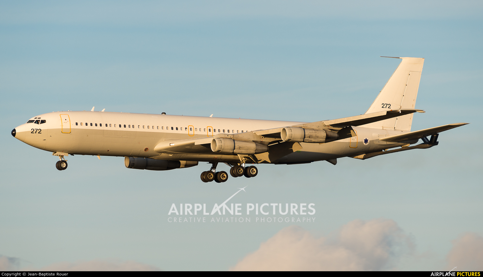 Israel - Defence Force 272 aircraft at Paris - Orly