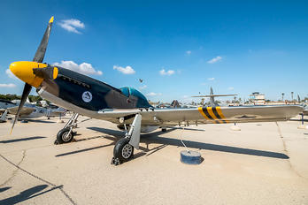 38 - Israel - Defence Force North American P-51D Mustang