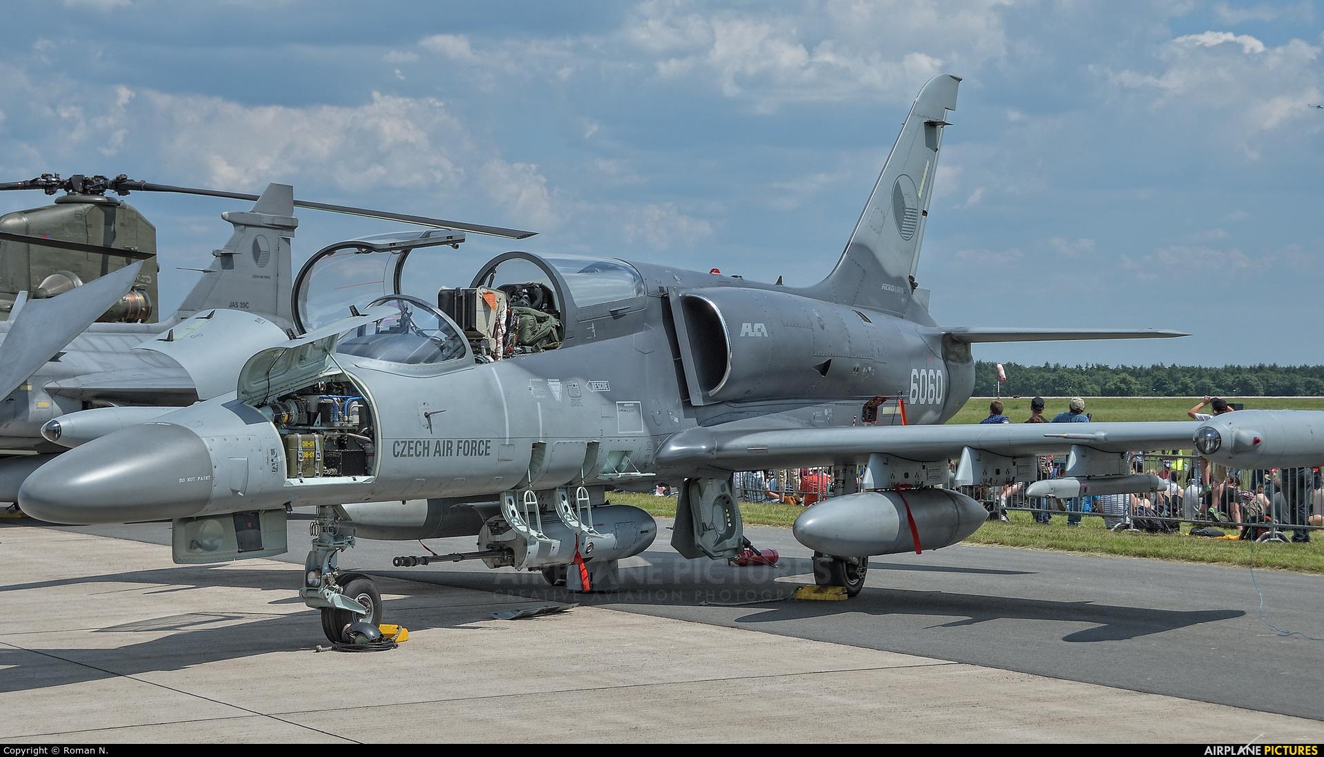 Czech - Air Force 6060 aircraft at Berlin - Schönefeld