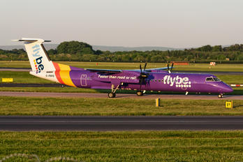 G-PRPE - Flybe de Havilland Canada DHC-8-400Q / Bombardier Q400