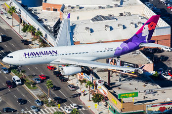 N380HA - Hawaiian Airlines Airbus A330-200