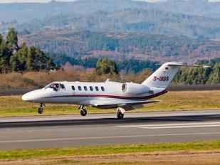 D-IBBS - Private Cessna 525A Citation CJ2