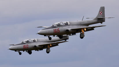 1615 - Poland - Air Force PZL TS-11 Iskra