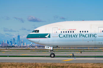 B-KPW - Cathay Pacific Boeing 777-300ER