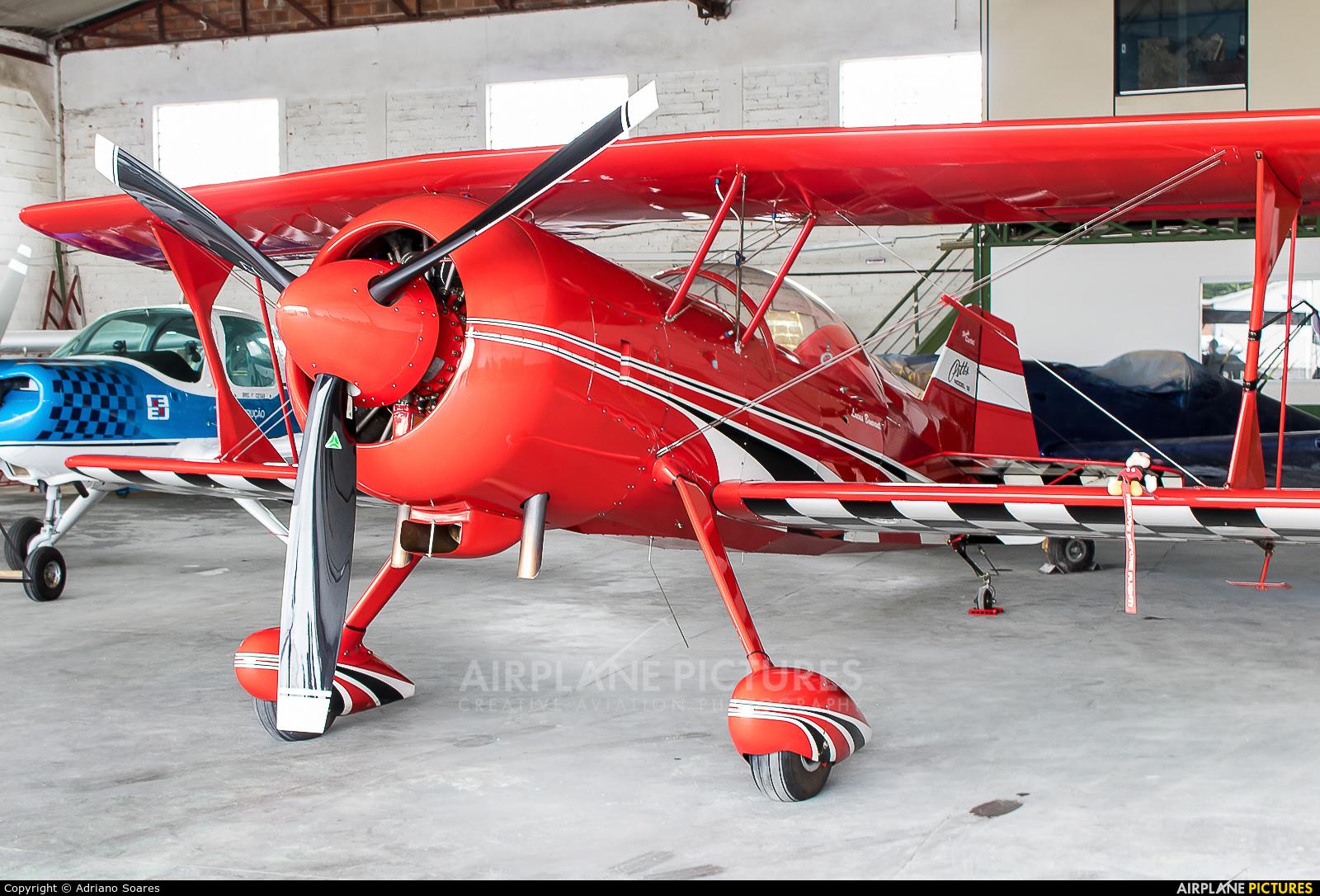 Private PP-ZRL aircraft at Curitiba - Bacacheri