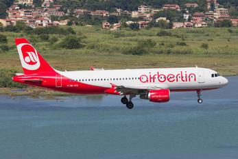 HB-JOS - Air Berlin - Belair Airbus A320