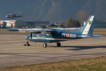 PS-B08 - Italy - Police Piaggio P.180 Avanti I & II