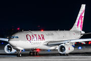 A7-AFI - Qatar Airways Cargo Airbus A330-200F aircraft
