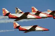 E.25-69 - Spain - Air Force : Patrulla Aguila Casa C-101EB Aviojet aircraft