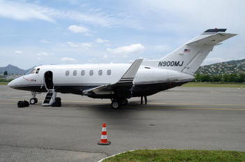 N900MJ - Private Hawker Beechcraft 900XP
