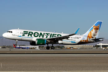 N229FR - Frontier Airlines Airbus A320