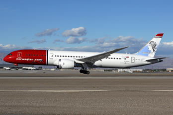 LN-LNL - Norwegian Air International Boeing 787-8 Dreamliner
