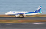 JA8300 - ANA - All Nippon Airways Airbus A320 aircraft