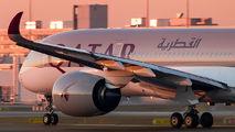 A7-ALL - Qatar Airways Airbus A350-900 aircraft