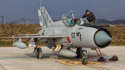133 - Croatia - Air Force Mikoyan-Gurevich MiG-21bisD