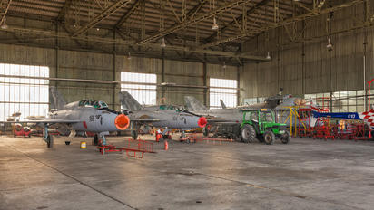 - - Croatia - Air Force - Airport Overview - Hangar