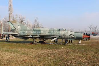 102 - Croatia - Air Force Mikoyan-Gurevich MiG-21bis