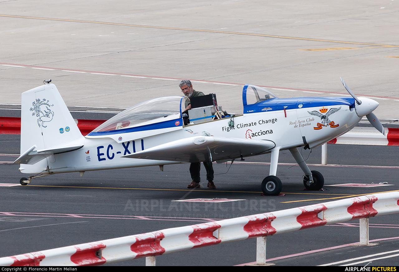 Private EC-XLL aircraft at Lanzarote - Arrecife