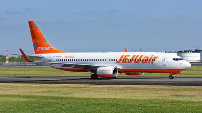 HL8062 - Jeju Air Boeing 737-800