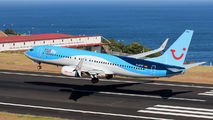 D-ATUO - TUIfly Boeing 737-800 aircraft