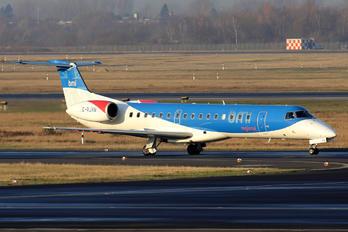G-RJXM - BMI Regional Embraer ERJ-145