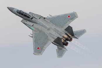 32-8059 - Japan - Air Self Defence Force Mitsubishi F-15DJ