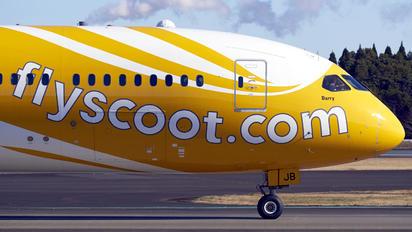 9V-OJB - Scoot Boeing 787-9 Dreamliner