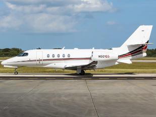N501QS - Netjets (USA) Cessna 680A Latitude