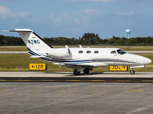 N2WG - Private Cessna 510 Citation Mustang