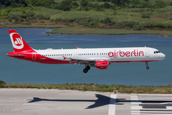 D-ABCJ - Air Berlin Airbus A321