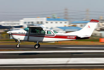 JA4208 - Asahi Airlines Cessna 206 Stationair (all models)
